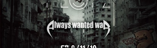 Plotz & Always Wanted War